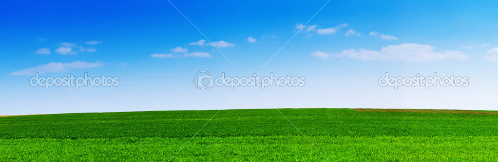 Пейзаж панорамный