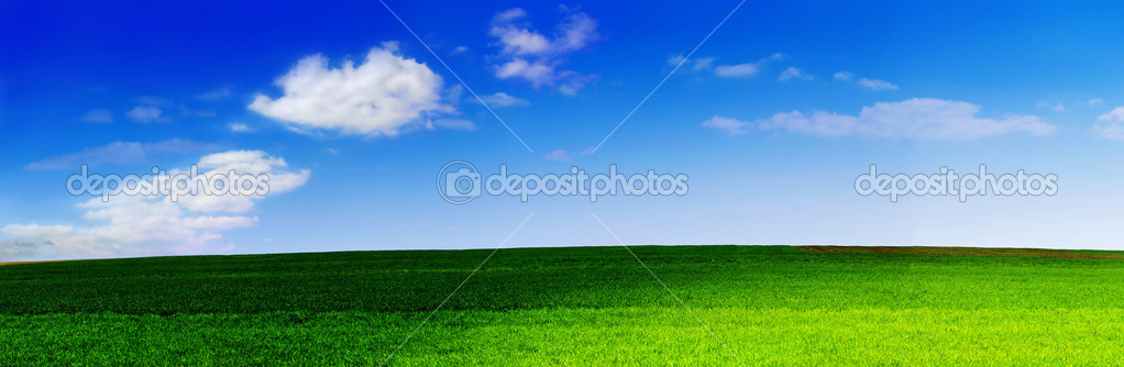 Landscape panoramic   Stock Photo #2075183