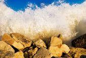 Rocking waves — Stock Photo