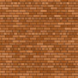 Brick wall background - Lizenzfreies Foto