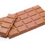 Bar of chocolate — Stock Photo #2078601