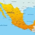 Mexico — Stock Vector