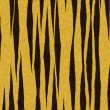Tiger texture background - Stock Photo