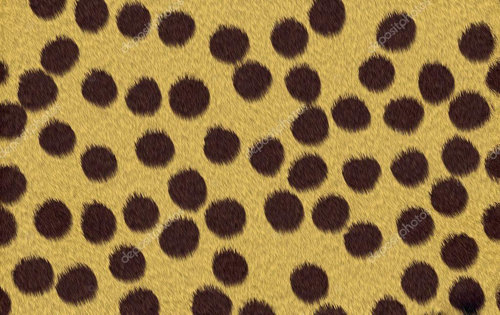 Cheetah Skin Texture Raster Cheetah Texture