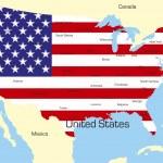 USA — Stock Vector #2121344
