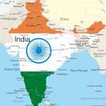India — Stock Vector #2121498