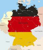 Germany — Stock Vector
