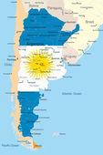 Argentina — Stock Vector