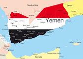 Yemen — Stock Vector