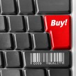 """Buy"" key — Stock Photo"