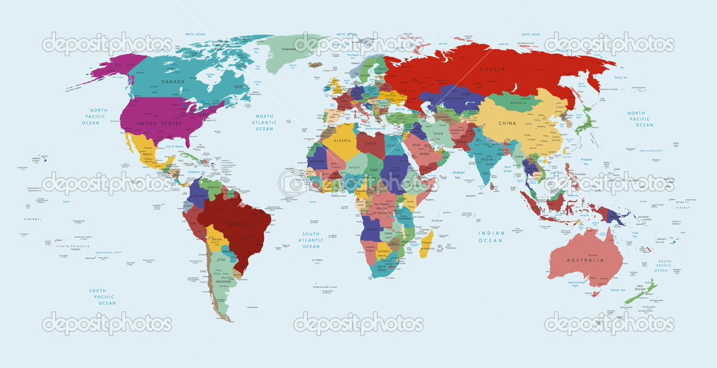 world map political map. World+map+political+map