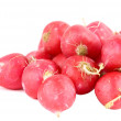 Red radishes — Stock Photo