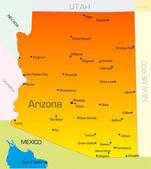 Arizona — Stock Vector
