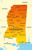 Mississippi — Stock Vector