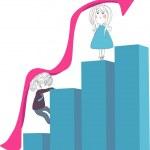 Rising finance graph — Stock Vector #2137554
