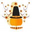 Royalty-Free Stock Vectorielle: Thanksgiving background