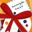 Royalty-Free Stock Imagen vectorial: Vector scrapbook