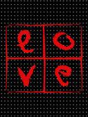 Liefde — Stockvector
