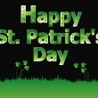 Royalty-Free Stock Vector Image: St. patrick\'s day background