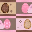 Easter design elements - Stock Vector