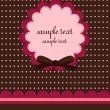 Royalty-Free Stock Imagen vectorial: Dotted vintage design