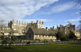 Christchurch college oxford — Stock Photo
