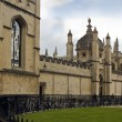 Постер, плакат: All Souls and Radcliffe Square
