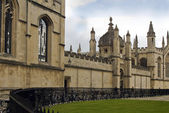 All Souls and Radcliffe Square — Stock Photo