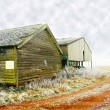 Barn on clay  — Foto Stock