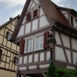 14th century German house — Stock Photo