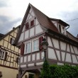 14th century German house - Stock Photo