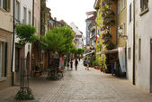 Street of Radolfzell — Stock Photo