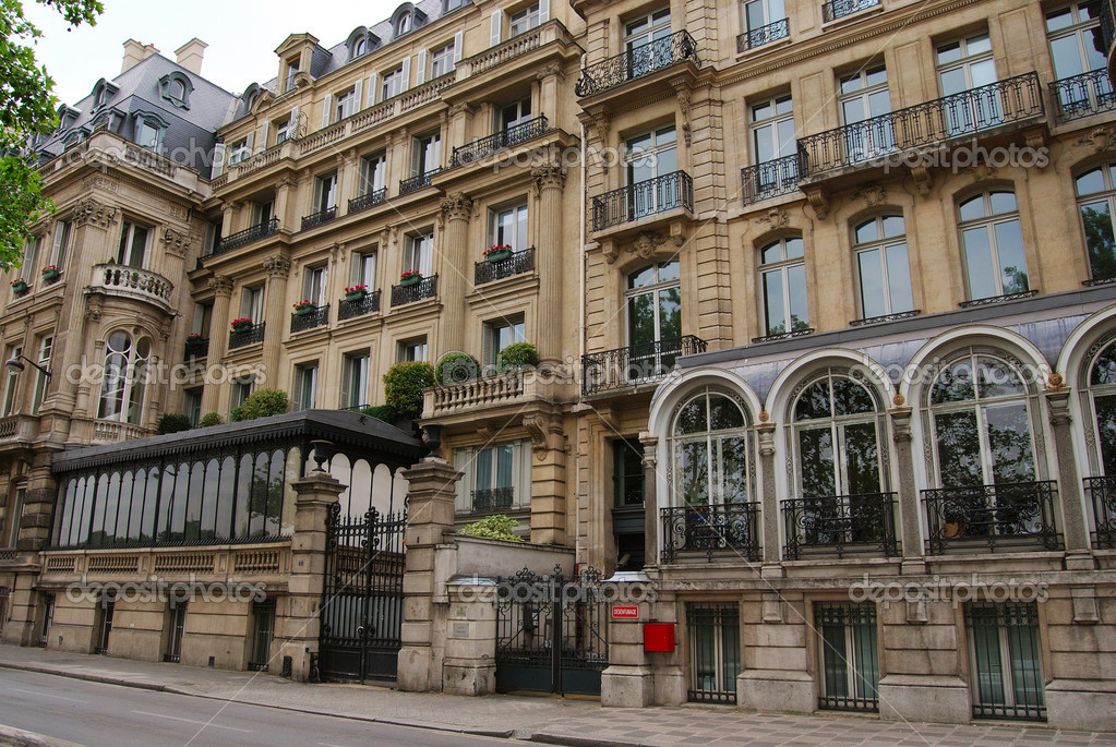 maison d 39 habitation paris centre ville photo 2074970. Black Bedroom Furniture Sets. Home Design Ideas