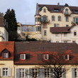 Stock Photo: Mountain streets of Baden-Baden