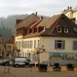Stock Photo: Square in Baden-Baden