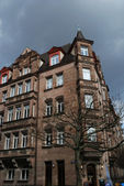 House in Nuernberg city center — Stock Photo
