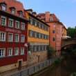 Street of Bamberg old town — Stock Photo