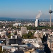 Cologne tower and cityscape, Germany - Stock Photo