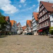 Stuttgart - Leonberg old town — Stock Photo