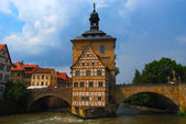 Island town hall, Bamberg — Stock Photo