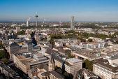 Kölner stadtansicht von kölner dom — Stockfoto