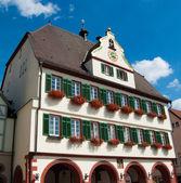 Stuttgart - Weil der Stadt town hall — Stock Photo