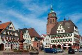 Stuttgart - Weil der Stadt square — Stock Photo