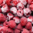 Frozen raspberries - Lizenzfreies Foto