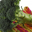 Stock Photo: Fresh green Broccoli
