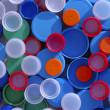 Stock Photo: Bottle caps