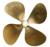 Boat propeller — Stock Photo