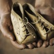 Old shoes — Stock Photo #2091847