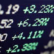 Stock market — Stock Photo #2098240