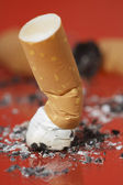 Rauchen aufhören — Stockfoto